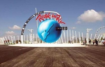 TVE retransmitirá en directo el festival Rock in Río