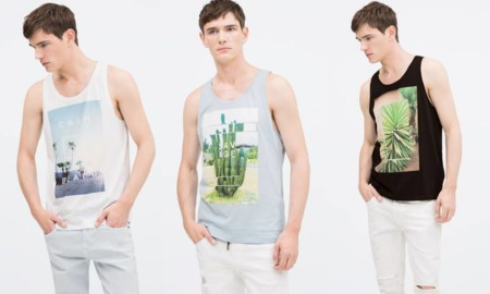 Zara Beach Holiday Collection Trendencias Hombre