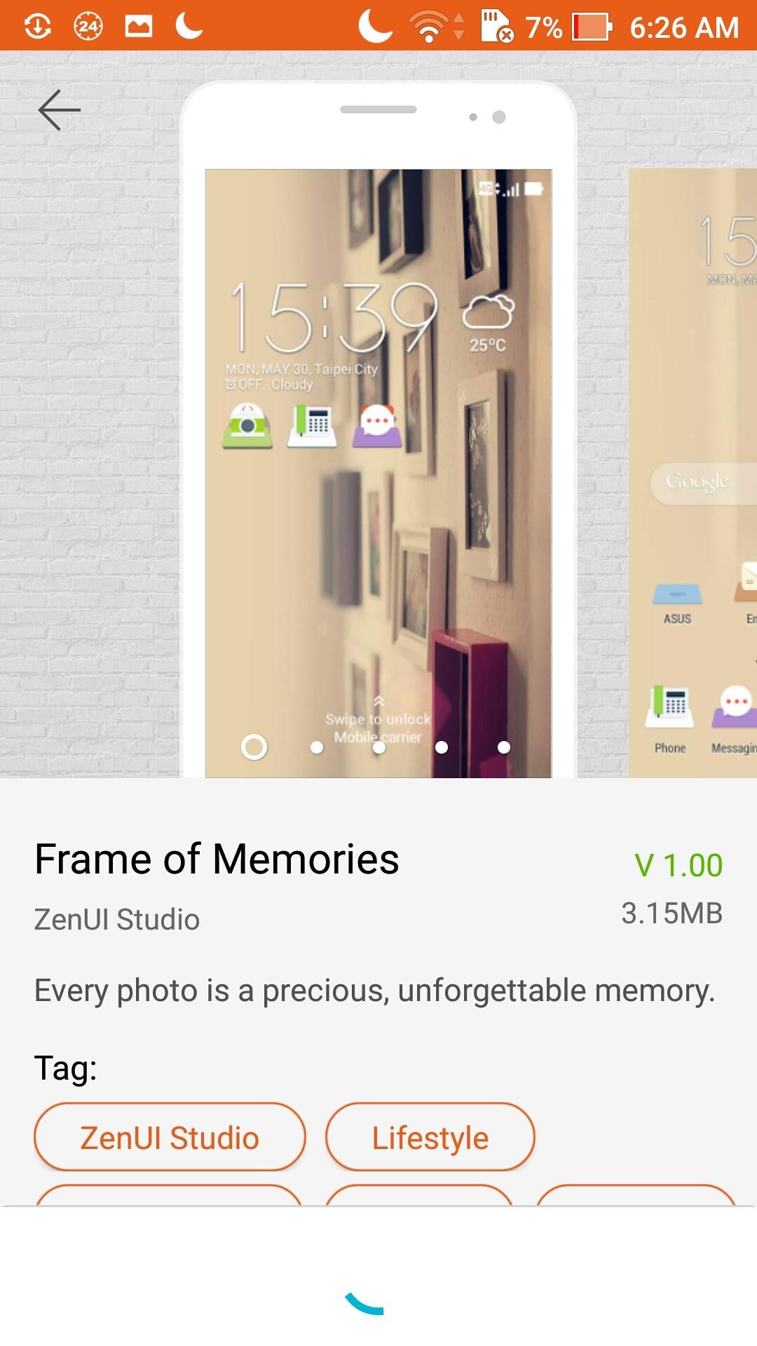 Foto de Zenfone 3 Deluxe Interfaz (48/49)