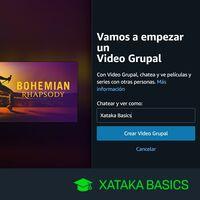 Vídeo Grupal de Amazon Prime Vídeo: qué es y cómo utilizarlo