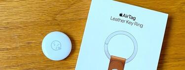 Cómo renombrar nuestro AirTag tras la configuración inicial o cederlo a alguien por varios días