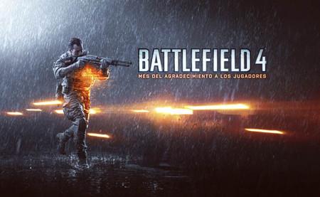 Febrero se convierte en el mes del agradecimiento a los jugadores de 'Battlefield 4'