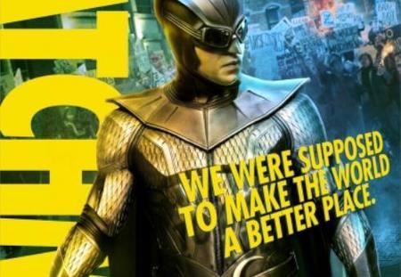'Watchmen', seis posters personalizados nuevos