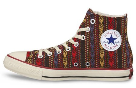 Converse All Star N-Wool Hi, lana para los pies más frioleros
