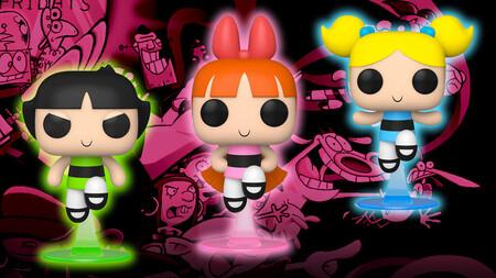 Ya puedes reservar los Funko de 'Las Chicas Superpoderosas' y otras caricaturas de Cartoon Network en Amazon