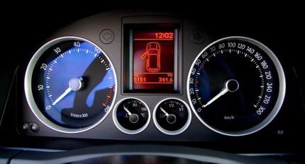 Volkswagen Golf R32 Interior