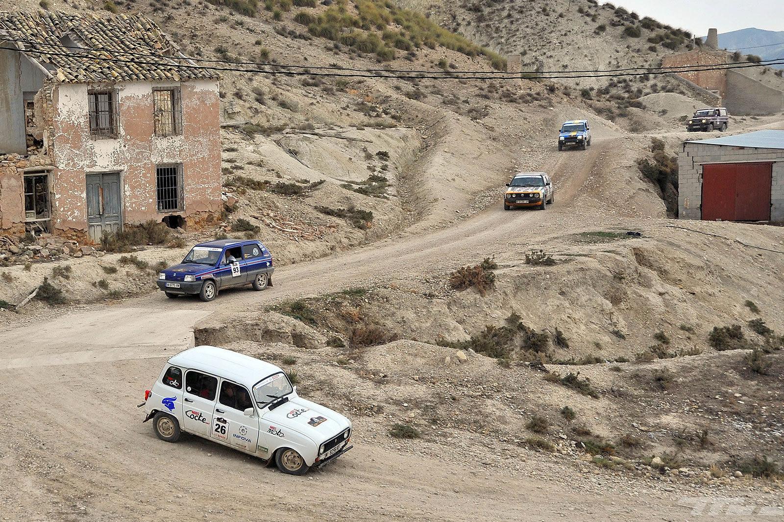 Foto de Spain Classic Raid II (25/40)