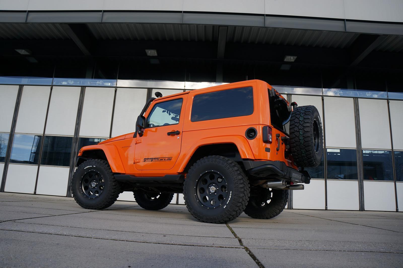 Foto de Geiger Cars Jeep Wrangler (3/9)