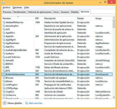 Cómo utilizar el administrador de tareas de Windows 9 Paso
