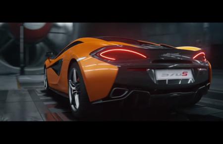 Vídeo: ¿Es el cisne negro el McLaren 570S de las aves?
