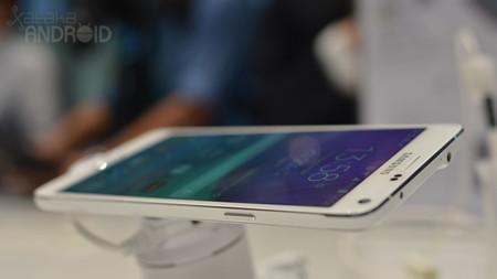 Galaxy Note 4 se actualiza por primera vez y su autonomía mejora