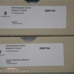 Foto 3 de 25 de la galería museo-porsche-los-archivos-historicos-1 en Motorpasión