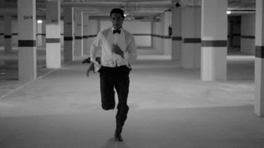 Rafa Nadal al límite en la nueva campaña de Armani