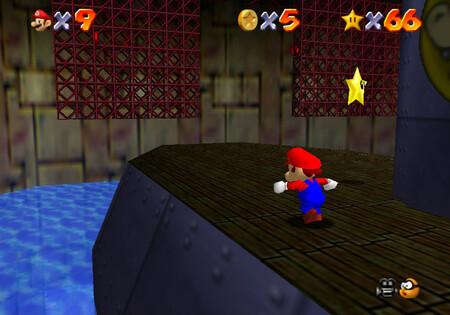 Super Mario 64 Mundo9 Estrella1 02
