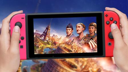 La Version De Civilization Vi Para Nintendo Switch No Incluira