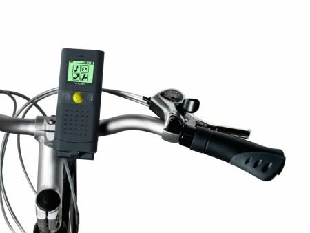 Manos libres para la bicicleta
