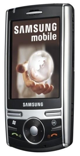 Samsung i710: con cámara de 7 megapíxeles