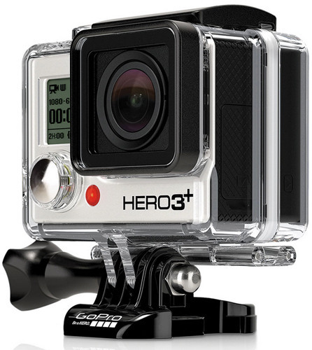 GoPro Hero3+