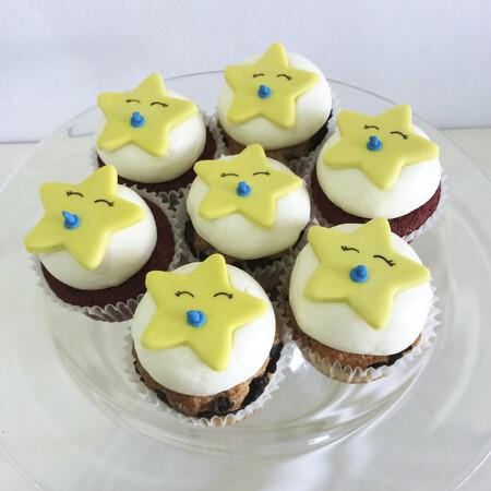 Cupcake Baby Estrella