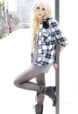Material Girl, lookbook Otoño-Invierno 2010/2011. Estampado