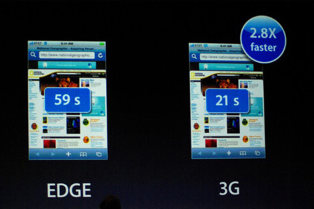iPhone 3G, cuestiones que no me gustan tanto