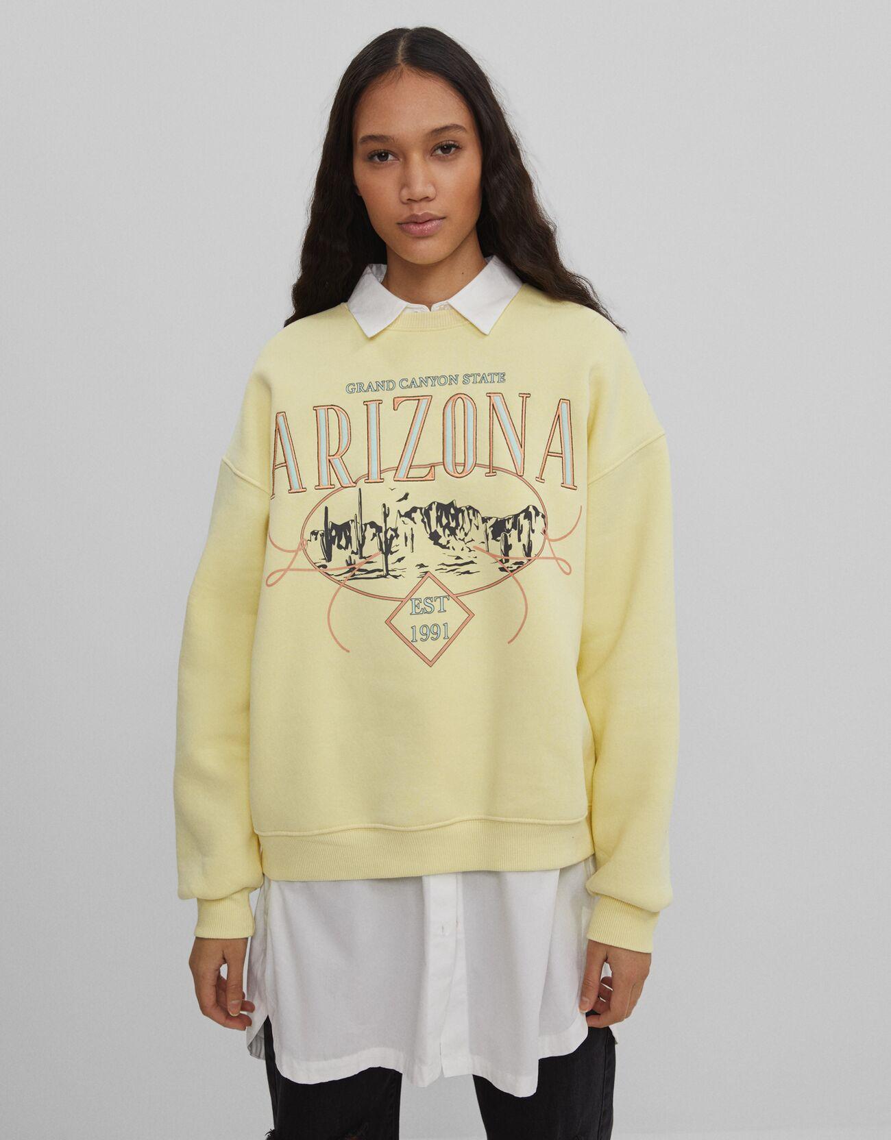 Sudadera XL de Arizona