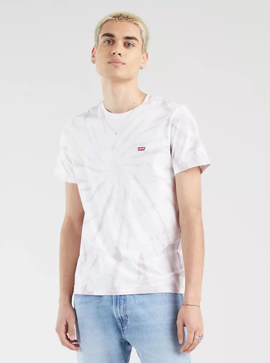 Camiseta unisex tie-dye