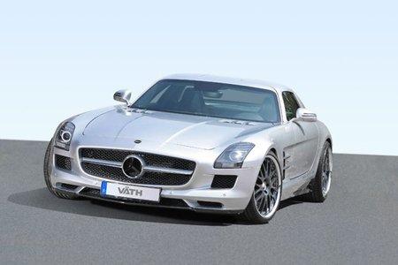 VÄTH se atreve con el Mercedes SLS AMG