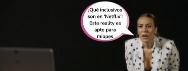 Mónica Naranjo se ríe de 'La Isla de las Tentaciones' en la promo del nuevo reality (primohermano del original) que presentará en Netflix: 'Amor con fianza'