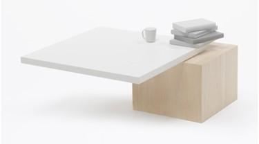 Mesas y estantes que desafían a la gravedad