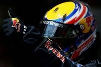 Victoria de Mark Webber en el Gran Premio de España
