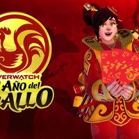 Overwatch celebrará el año nuevo chino con su primer evento de 2017