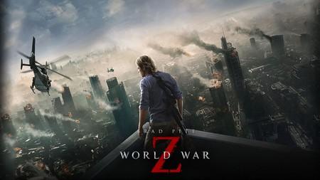 World War Z Brad Pitt Wallpaper 1750x984