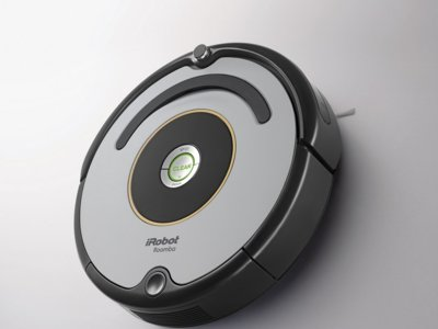 Robot Aspirador Roomba 615 por 269 euros en Amazon
