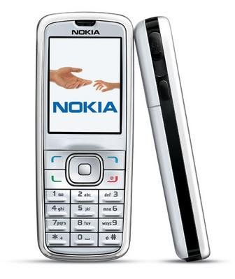 Nokia 6275, con cámara de 2 Megapíxeles y MP3