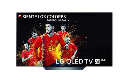 El LG B8 es el televisor OLED más económico de la empresa coreana para este 2018 con el que intentan atraer a más compradores