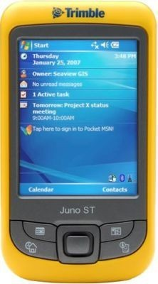 Trimble Juno ST, PDA industrial de coste reducido