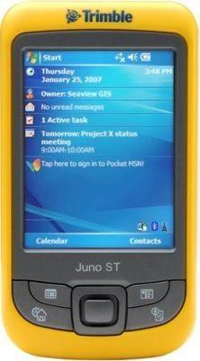 Trimble Juno ST, PDA industrial de coste reducido