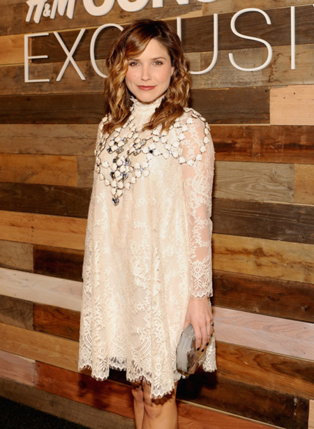Sophia Bush HM Conscious Exclusive