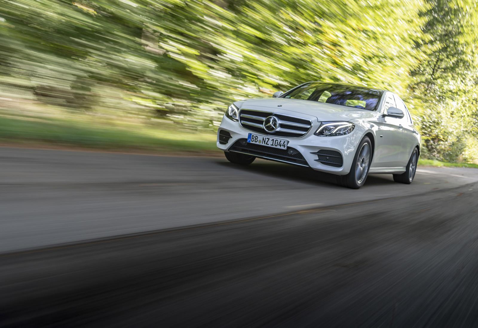 Foto de Mercedes-Benz E 300 de (presentación) (18/47)