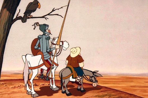 'Don Quijote de la Mancha', Nostalgia TV