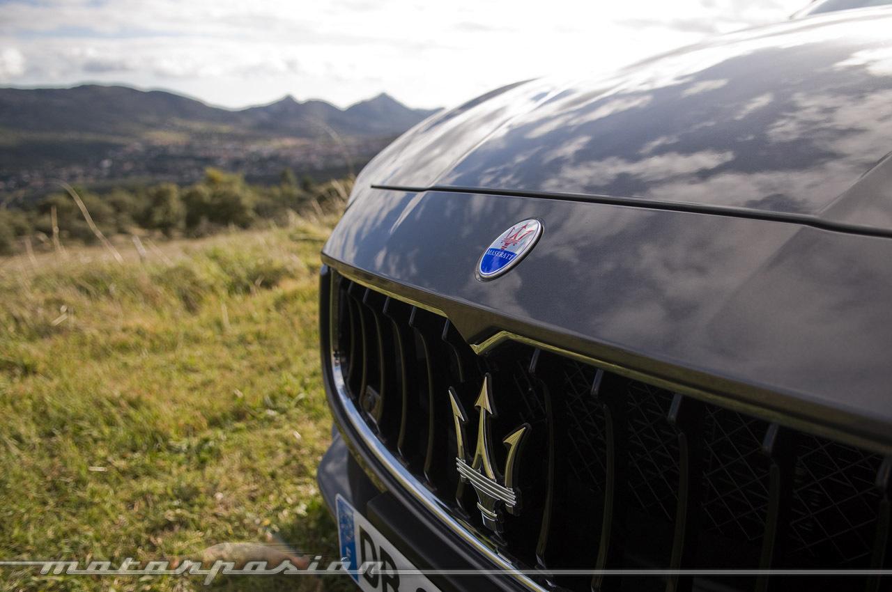 Maserati Ghibli Diésel (prueba)