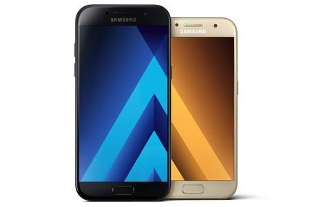 Samsung ha decidido que su nueva gama media de teléfonos tiene que ser resistente al agua: Galaxy A5 y A3