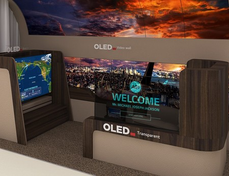 Oled Video Wall