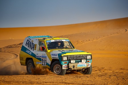 Nissan Patrol Fanta Limon 2