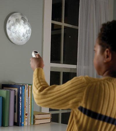 Habitación a la luz de la luna