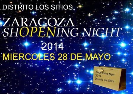 El Distrito Comercial Los Sitios celebra esta noche su ShOPENing Night