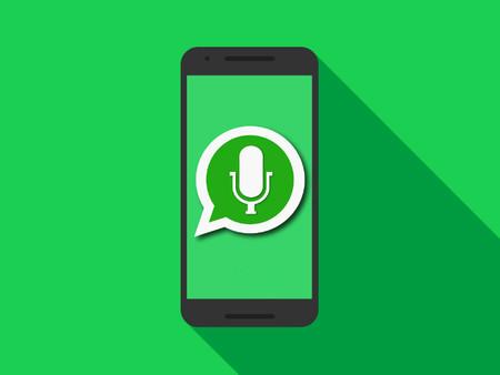Cómo escuchar una nota de voz en WhatsApp antes de enviarla
