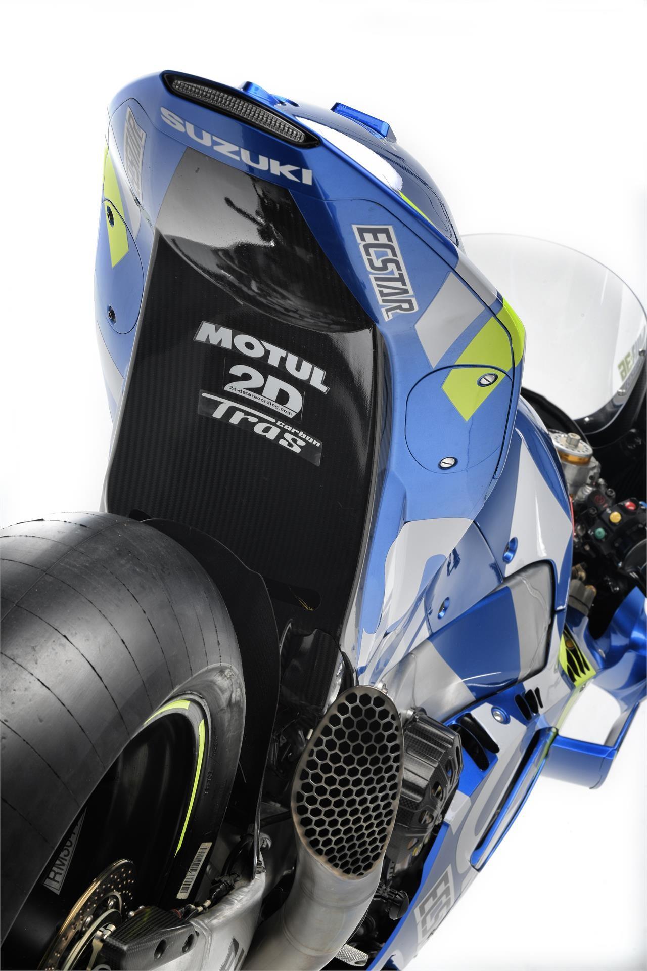 Foto de Presentación MotoGP Suzuki 2019 (26/60)