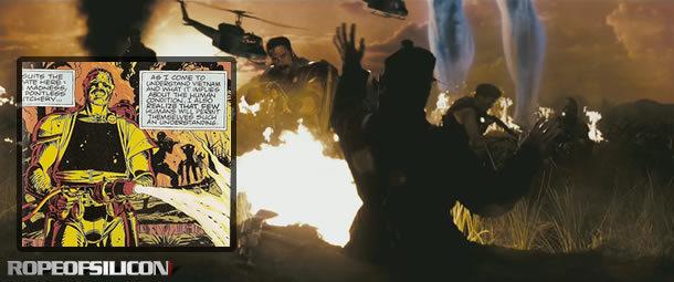Foto de 'Watchmen', nuevas imágenes y comparativa (9/14)